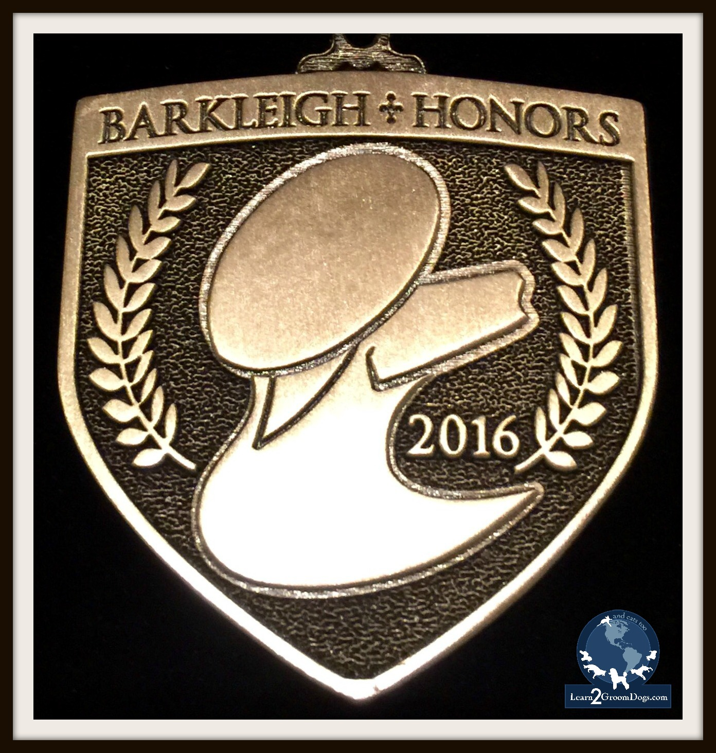 Winner of the 2016 Barkleigh Honors Award for Website of the Year