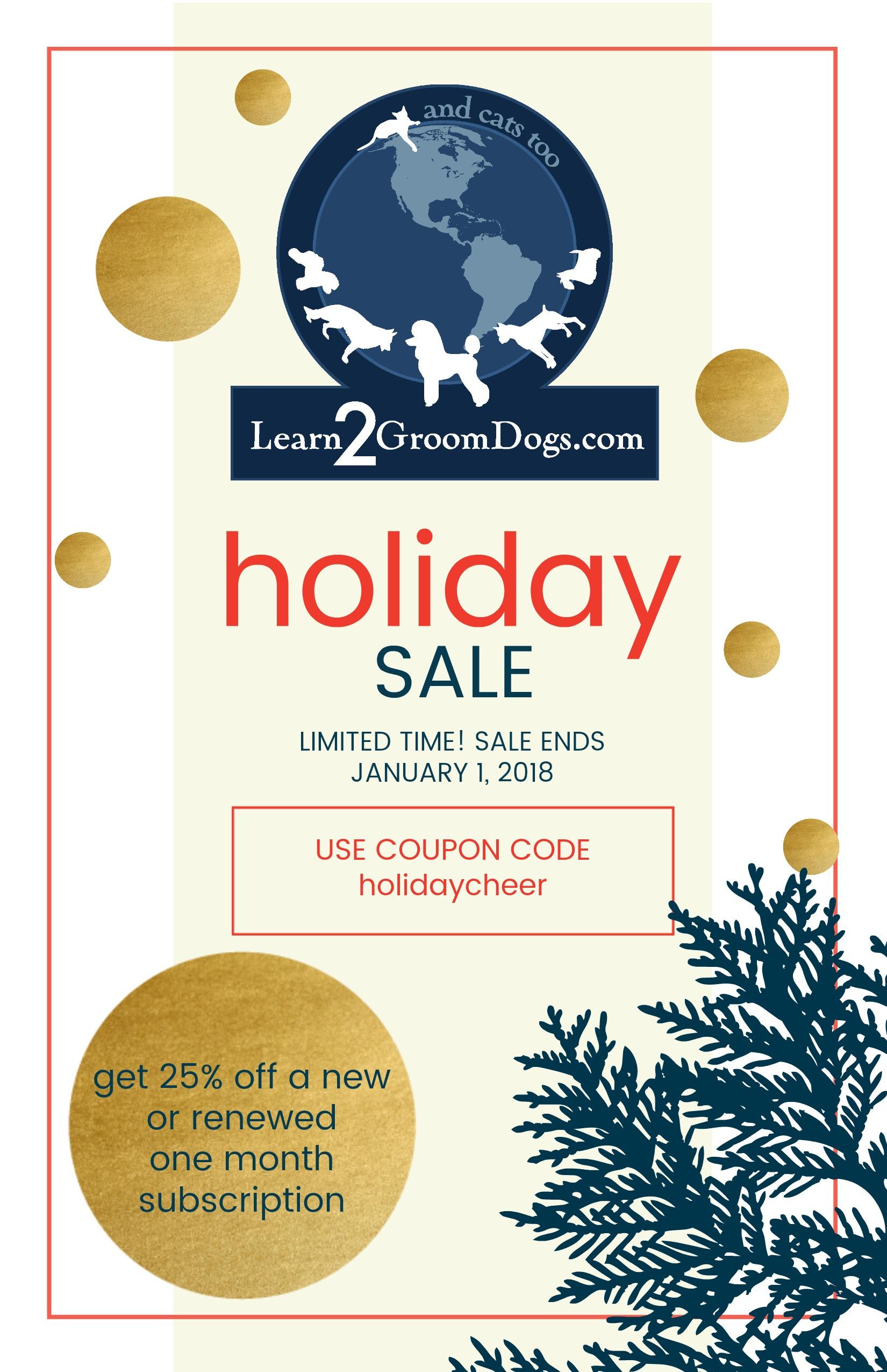 Golden Christmas Sale